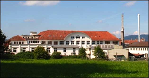 Atelier Buschbaum in der Fabrik